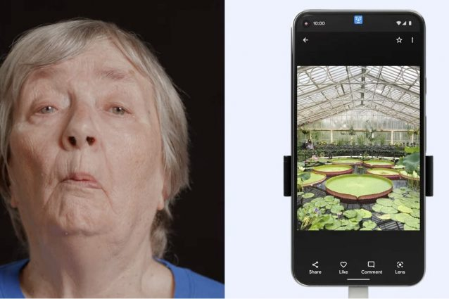 Con questa novità i disabili possono controllare lo smartphone muovendo viso e occhi