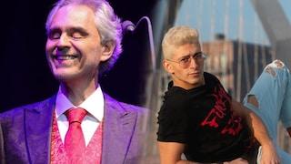Andrea Bocelli ha superato St3pNy su YouTube: perché il tenore cresce più velocemente
