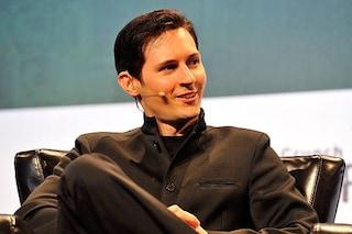 """Il fondatore di Telegram sulla chiusura del canale """"Basta Dittatura"""": """"Ha violato le nostre regole"""""""