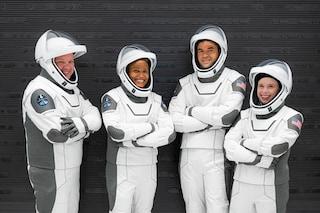 Cosa stanno facendo in orbita i turisti spaziali di Inspiration4