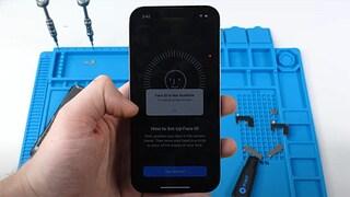 Se ripari lo schermo di iPhone 13 fuori da Apple, non puoi più usare Face ID