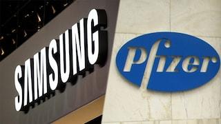 Samsung potrebbe produrre i vaccini Covid-19 di Pfizer