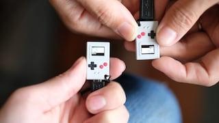 Questa mini console è ispirata al Game Boy ed è grande quanto un pollice