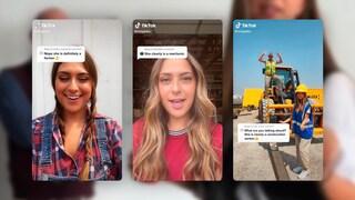 """Nessuno sa che lavoro fa, ma i suoi video sono virali: chi è la """"misteriosa"""" star di TikTok"""