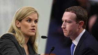 """""""Crea dipendenza nei bambini"""": la ex impiegata attacca Facebook davanti al Senato USA"""