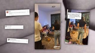 """Il dramma del """"ragazzo sul divano"""" di TikTok: chi è, e perché è bersagliato sul social"""