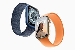 Apple ha annunciato quando metterà in vendita l'Apple Watch Serie 7