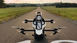 Questo drone volante monoposto costa meno di una Tesla