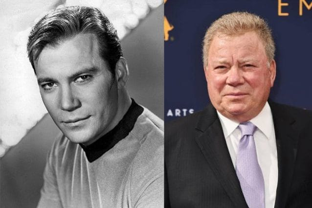 Il capitano Kirk di Star Trek andrà nello spazio: l'attore William Shatner salirà su Blue Origin