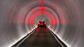 Elon Musk riempirà Las Vegas di tunnel per alleggerire il traffico in superficie