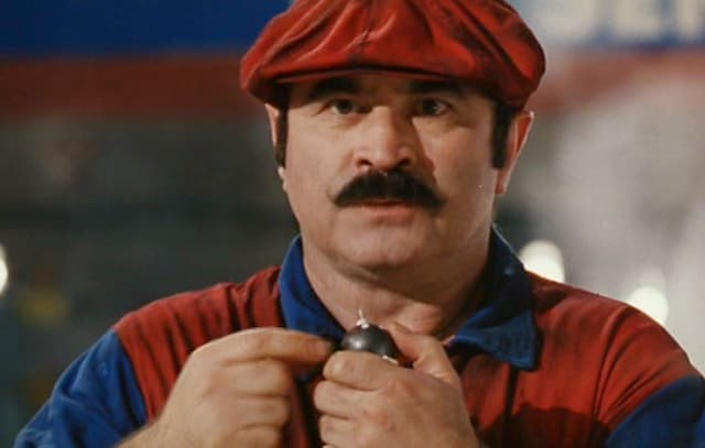 Super Mario Film Sony