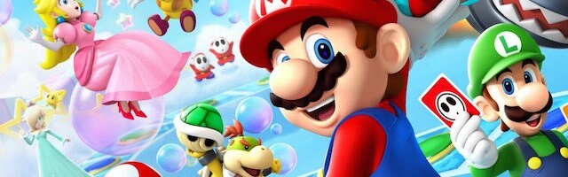 videogiochi famiglia mario party 10