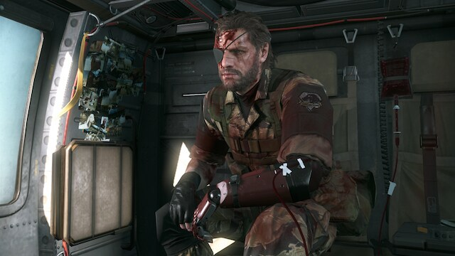 Metal Gear Solid V: The Phantom Pain Recensione
