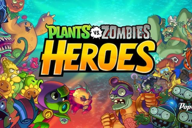 Plants-vs-Zombies-Heroes trucchi consigli
