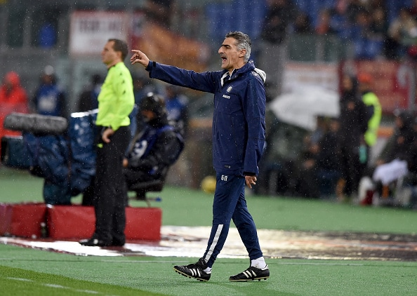 Nuciari adesso è il vice allenatore dell'Inter.