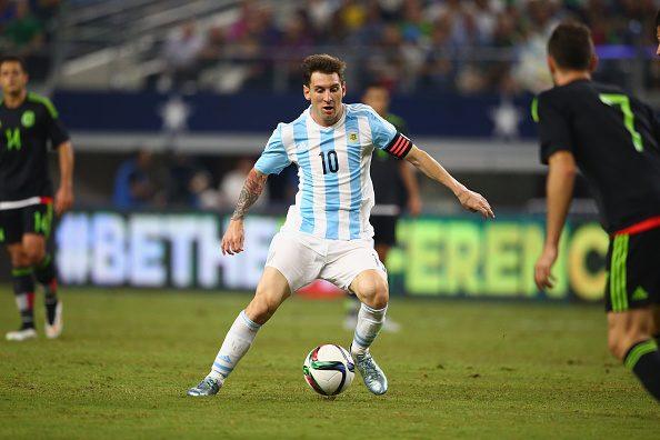 Messi ancora a caccia del primo trofeo con l'Argentina.