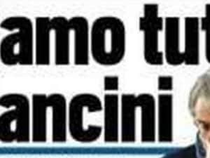 Tuttosport Fa Dietrofront Mancini è Unipocrita