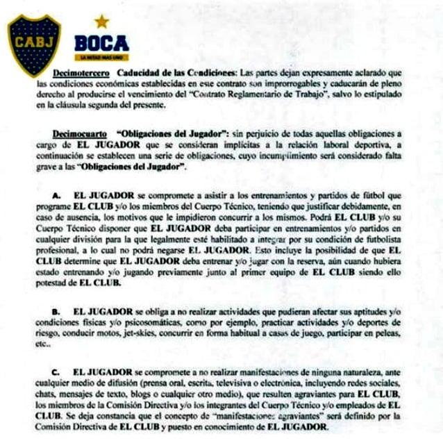 Il contratto di Tevez rivelato da Football Leaks