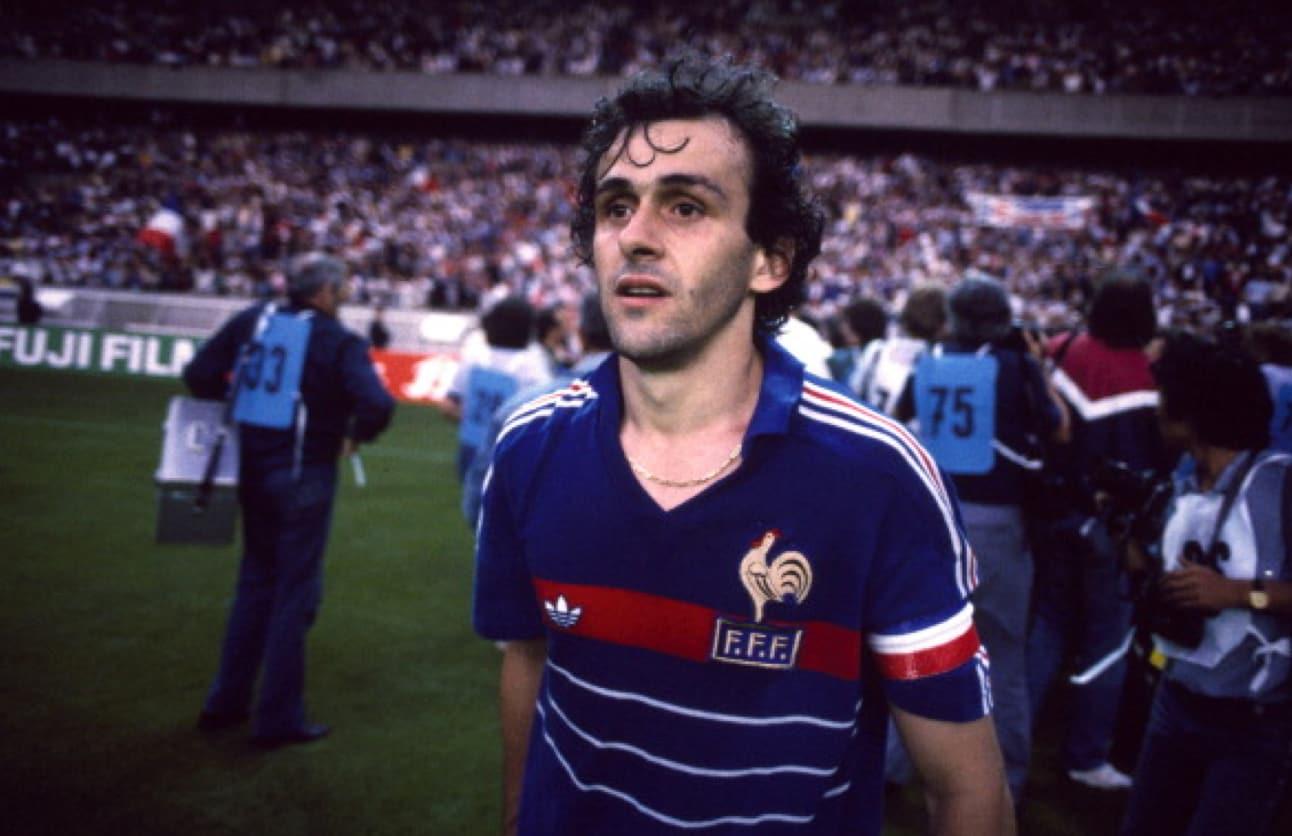 9 gol in 5 partite all'Europeo del 1984 per Michel Platini.