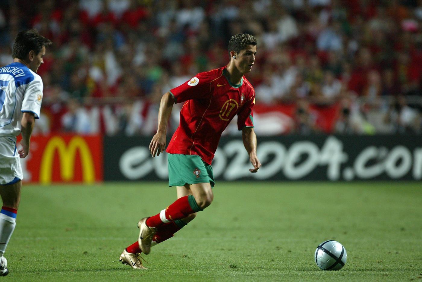 Cristiano Ronaldo può diventare il primo calciatore a segnare in quattro Europei.
