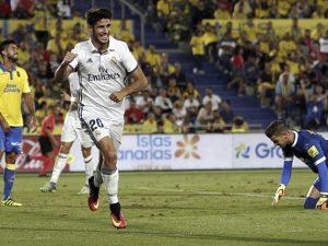 Asensio, talento del Real Madrid