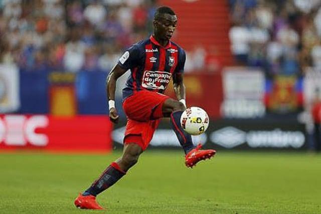 Yann Karamoh 18enne attaccante del Caen