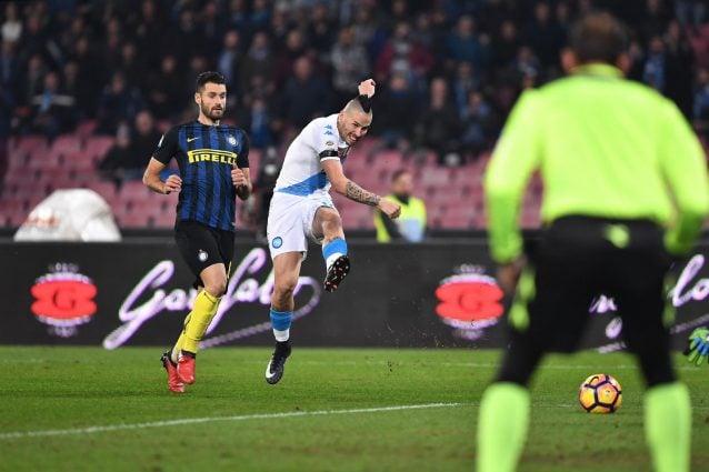 Napoli vs Inter - Serie A Tim 2016/2017