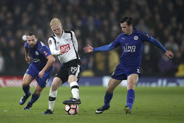 Will Hughes promessa del Derby County