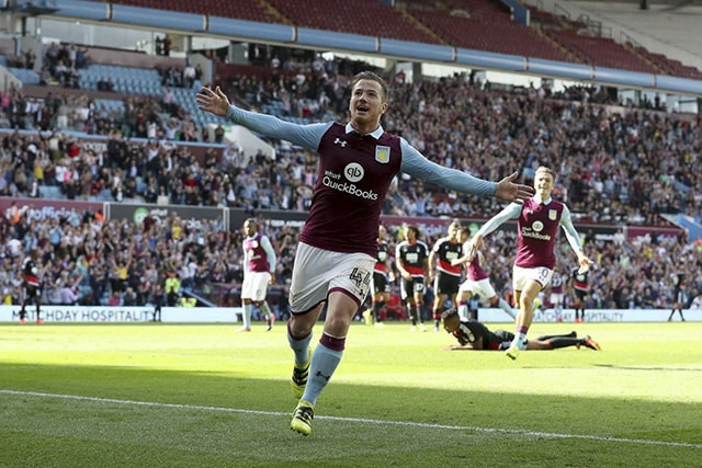 Ross McCormack speranza dell'Aston Villa