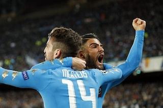 E' stato un Napoli formato Real per un'ora: gran pressing, possesso di palla e precisione