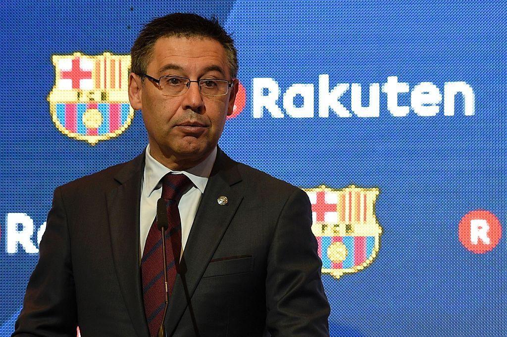 Il presidente Bartomeu
