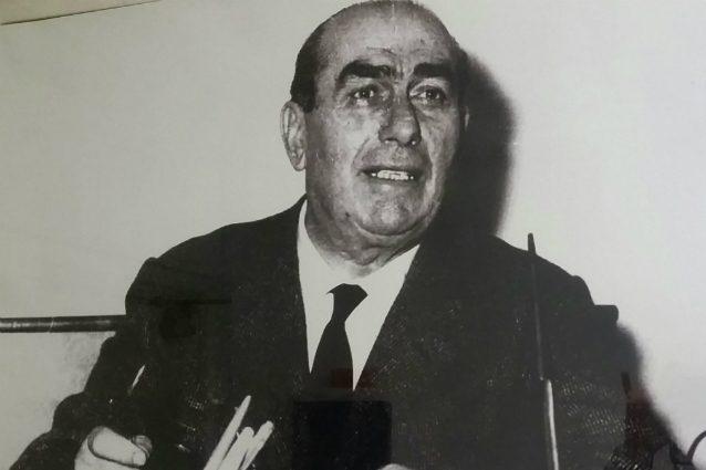 Il presidente Paolo Mazza