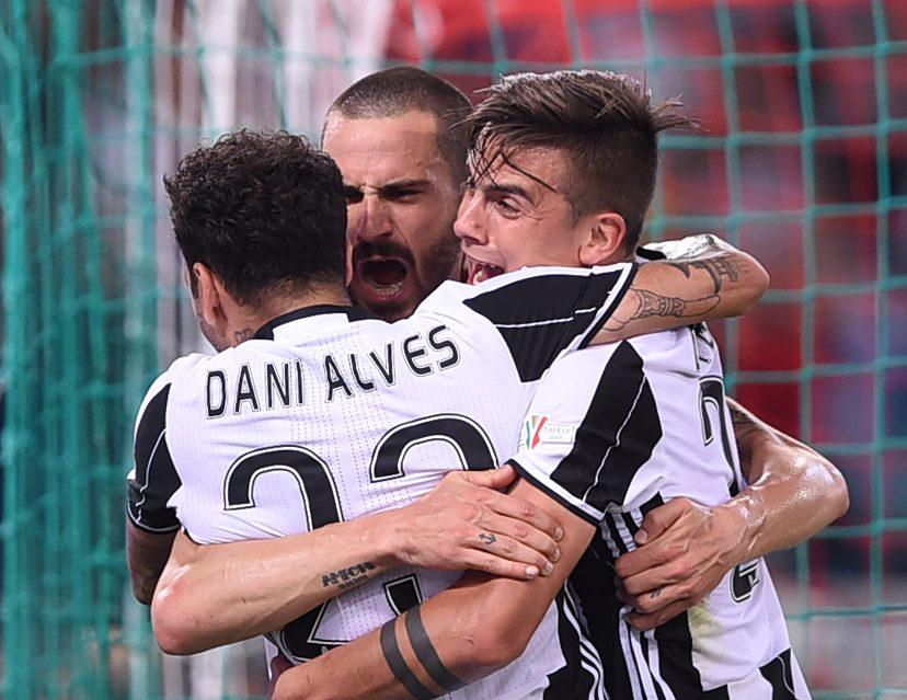 4 successi di fila per la Juve, che nel 2017 batté 2–0 la Lazio, mentre lo scorso maggio vinse 4–0 con il Milan.