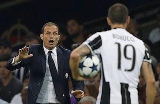 Ranking Uefa, Juve: perso il primato stagionale, niente aggancio al 4° posto