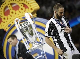 """Nicola Higuain: """"I migliori giocano le finali i mediocri festeggiano le sconfitte altrui"""""""