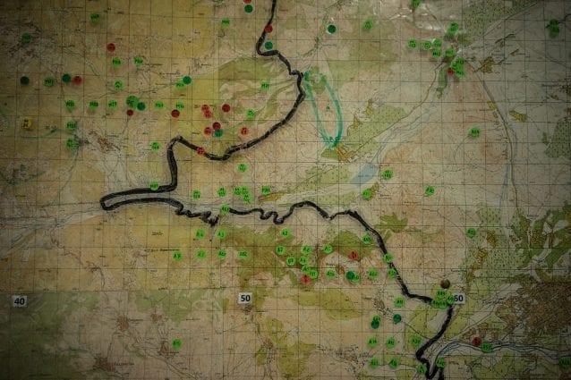 Linea di confine del Nagorno–Qarabag