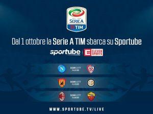 Serie A Il Successo Di Sportube Da Oggi Le Partite Anche In Diretta Streaming