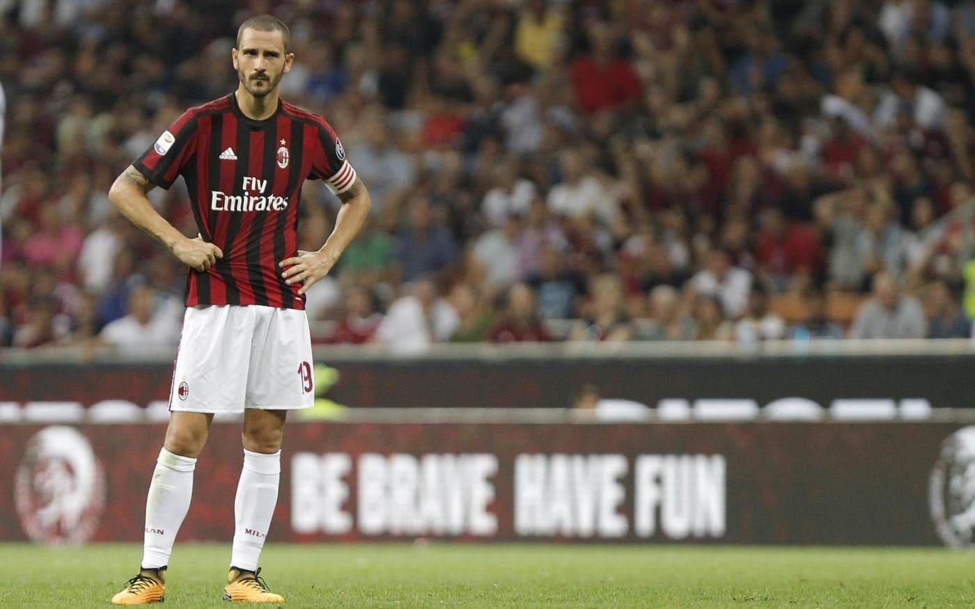 Bonucci, l'acquisto più oneroso della Serie A