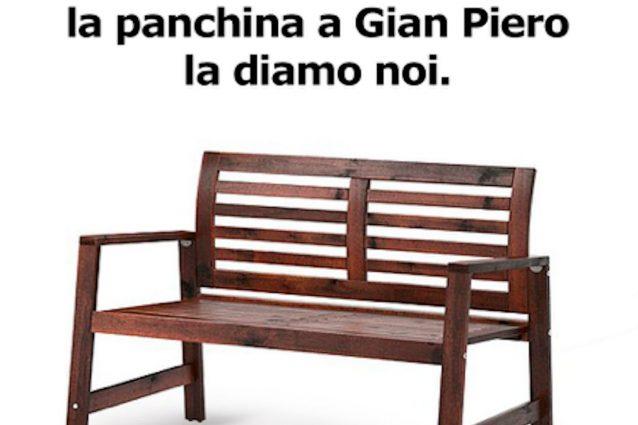 Ikea Panchine Da Giardino.Rftatpqx Ciubm