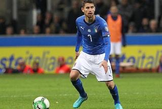 """Nazionale, Jorginho: """"Non sono pentito di aver scelto l'Italia"""""""