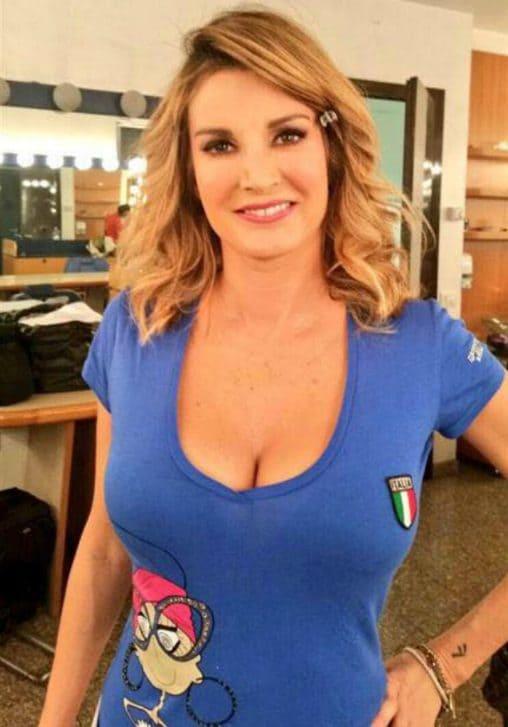Mikaela Calcagno, appassionata della Sampdoria