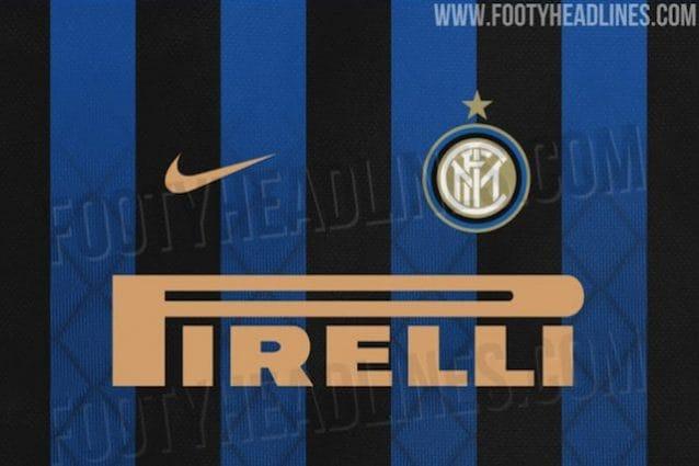 Inter, svelati i particolari della nuova maglia 2018 2019 545bb636ba6