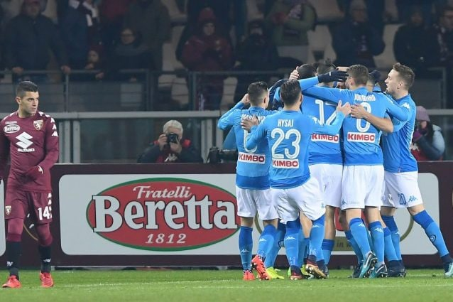 Classifica Della Serie A Nell Anno Solare 2017 La Sfida Scudetto E Napoli Juventus