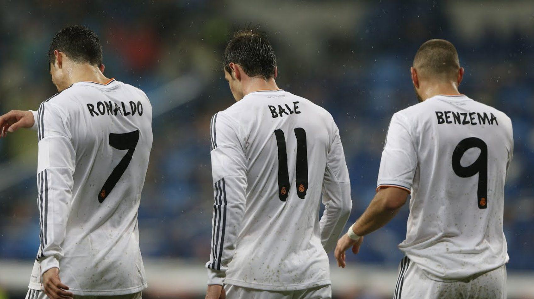 Hanno vinto 3 Champions League Ronaldo, Benzema e Bale giocando uno al fianco dell'altro.