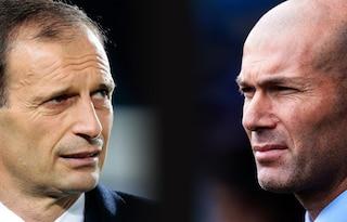 Real  Madrid, ultime notizie: ipotesi Massimiliano Allegri se Zidane viene esonerato