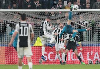 La rovesciata di Ronaldo compie un anno: quel giorno Cristiano disse sì alla Juventus