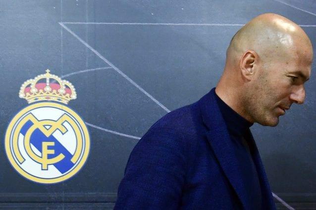 Real Madrid, Zidane lascia il ritiro