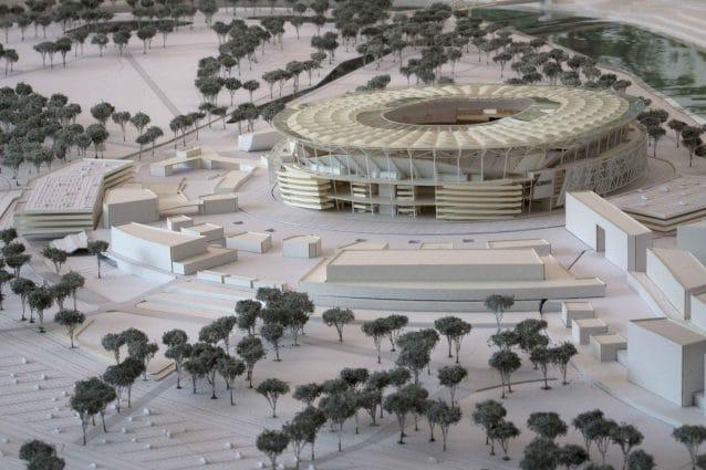 Il progetto del nuovo stadio della Roma prima dell'inchiesta e della Procura e degli arresti