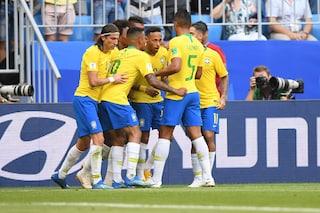 Russia 2018, il Brasile vince il Mondiale di Instagram. CR7 primo tra i singoli giocatori