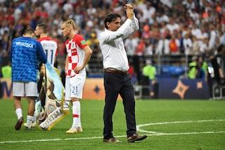 """Russia 2018, Croazia devolve il premio in beneficenza. Dalic: """"Politica resti fuori"""""""